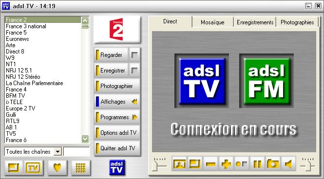 adsl tv version 2011.1
