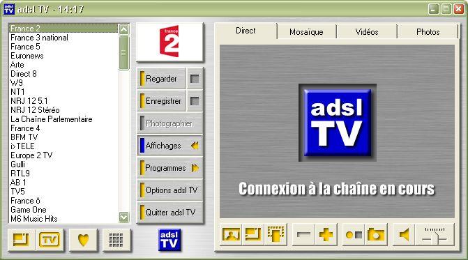 2011.2 TV GRATUIT ADSL TÉLÉCHARGER